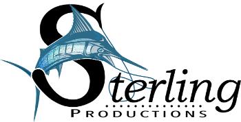 Sterling Productions Sticky Logo